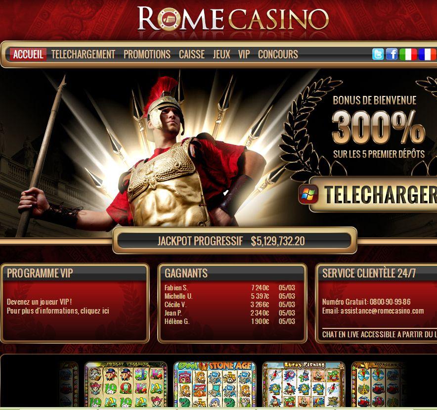 Rome Vip Casino