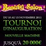 Tournoi Machines a sous Mona Casino