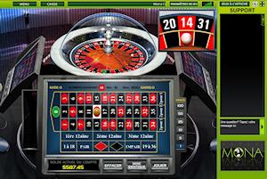 Roulette anglaise electronique en ligne pa poker runs 2015