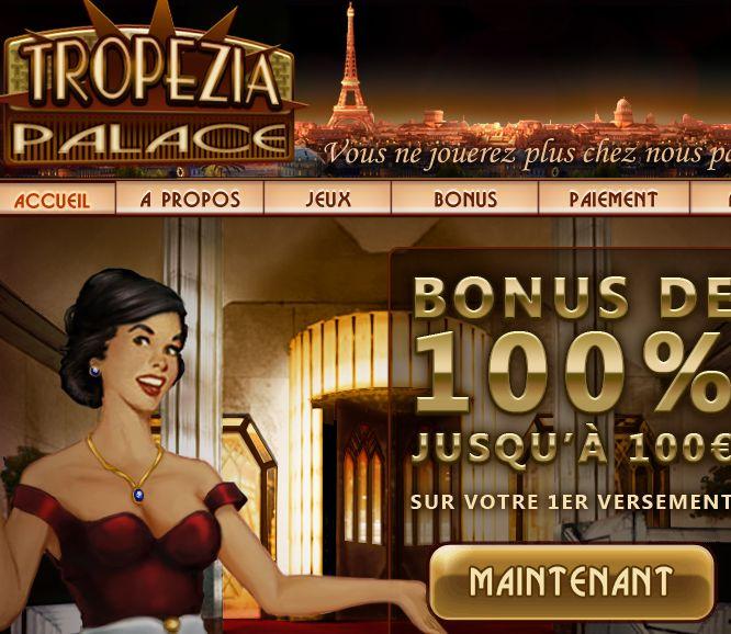jeu casino gratuit sans telechargement tropezia