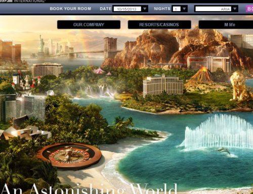 Las Vegas: projet fou du MGM Resorts International