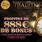 tradition casino argent gratuit