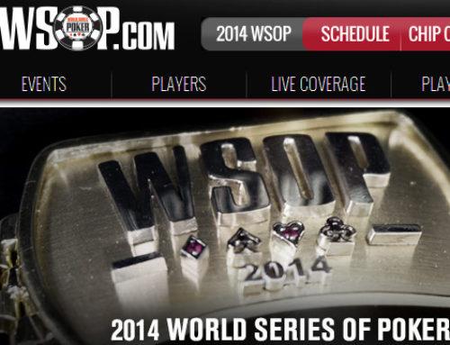 WSOP 2014: Tournoi de poker prestigieux