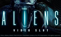 Machine à sous 5 rouleaux Aliens