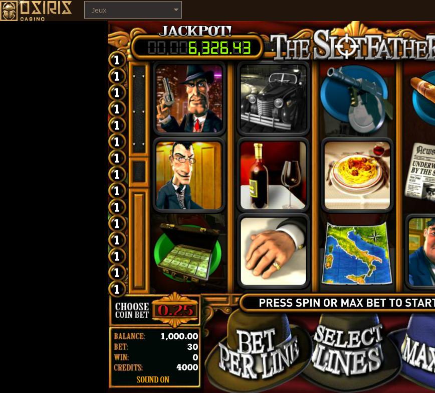 orisis casino