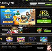 Casino Extra: #1 machines a sous et live casino francais
