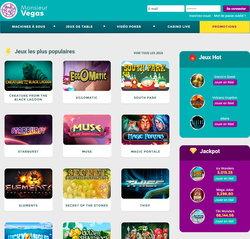 Monsieur Vegas : Casino en ligne france
