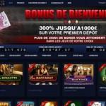 Bonus gratuit Paris VIP Casino
