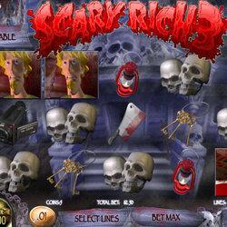 Machine a sous Scary Rich de Rival