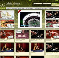 Dublinbet Casino: meilleur live casino francais