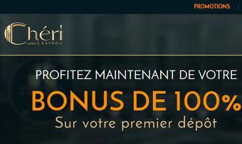 Bonus Cheri Casino