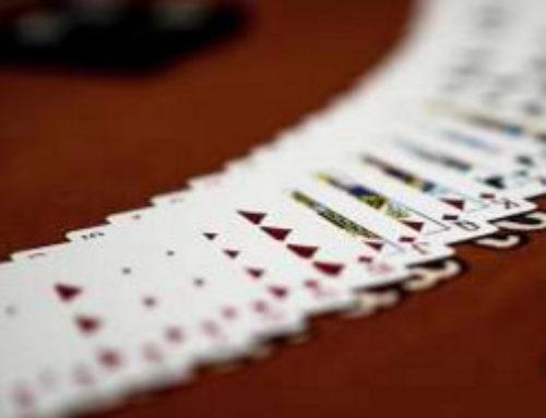 Chute des mises au baccarat dans les casinos de Las Vegas
