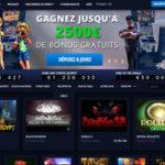 Code Bonus Paris VIP Casino