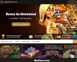 Code Bonus Casino recommande Casino Extra