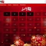Bonus Lucky31 Casino du calendrier Avent 2016
