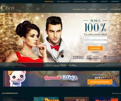 Code Bonus Casino recommande Cheri Casino