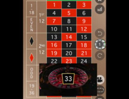 Code Bonus Casino présente le live casino mobile