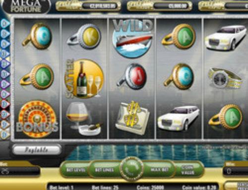 Encore un gagnant au jackpot progressif Mega Fortune de NetEnt