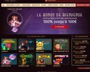 Tropezia Palace propose 800 machines a sous et 576 jeux mobile