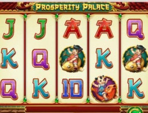 Machine à sous Prosperity Palace sur Dublinbet