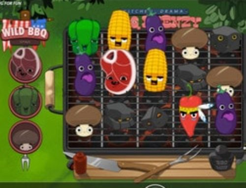 Machine à sous Kitchen Drama BBQ Frenzy sur Casino Extra