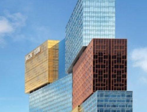 MGM Cotai de Macao, le complexe ouvre ENFIN ses portes
