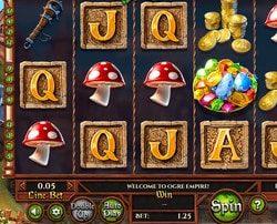 Machine à sous Ogre Empire de Betsoft est sur Casino Extra