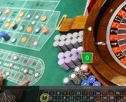 Roulette Grand Casino Bucarest avec croupiers en direct