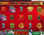 Machine à sous Dragon Kings de Betsoft disponible sur Casino Extra