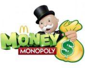 Jeu de Monopoly de Mc Donald's victime d'une arnaque