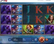 Machine à sous Wild Warriors de Playson sur Casino Lucky31